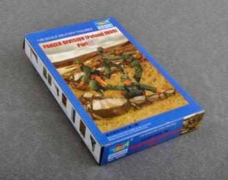 Сборная модель Немецкая пехота Польша 1939г. (выпуск 2)