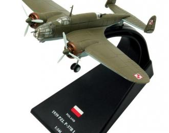 PZL P-37 Łoś, Latające Fortece 1