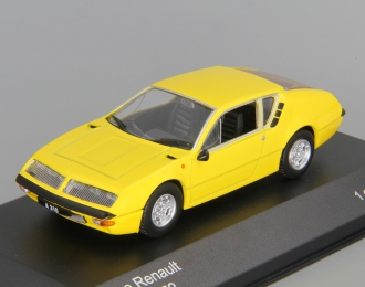(Уценка!) RENAULT Alpine A310 1600 (1972), yellow