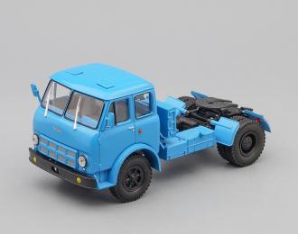 МАЗ 504А седельный тягач (1970), синий
