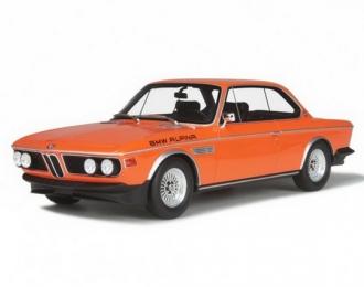 BMW 3.0 CS Alpina 1971, L.e. 2000 pcs. (orange)