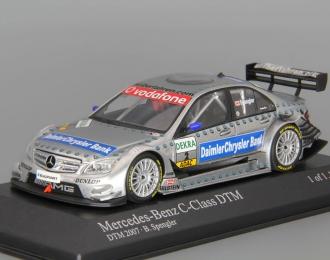 MERCEDES-BENZ C-Class Team AMG #2 Bruno Spengler DTM (2007), silver