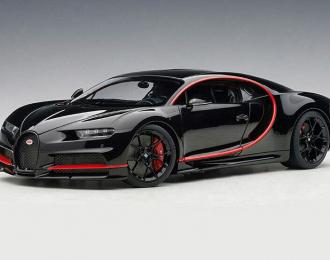 Bugatti Chiron - 2017 (black)