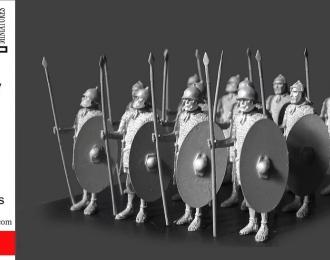 Сборная модель Ауксиларии (12 фигур)