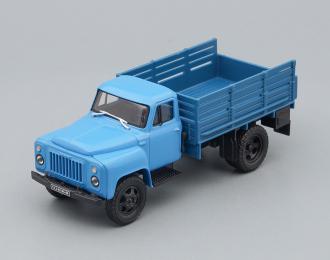 Горький 52-05 бортовой (1986), голубой