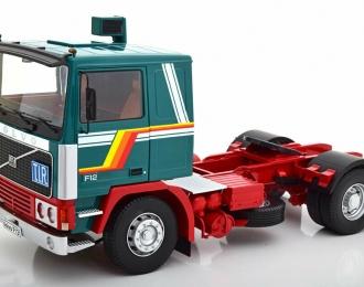 VOLVO F12 1977 Green