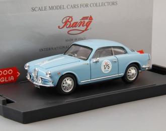 ALFA ROMEO Giulietta SP #175 (1996), blue