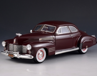 CADILLAC Series 62 Coupe 1941 Maroon