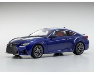 Lexus RC F (blue)