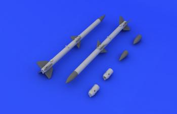 Набор дополнений AIM-120A/B AMRAAM (2pcs)