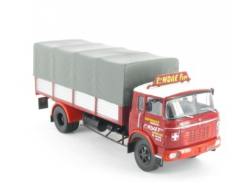 BERLIET GR 12 (FRANCE 1964), серия Camions DAutrefois 44, красный