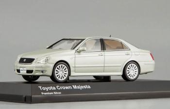TOYOTA Crown Majesta, premium silver