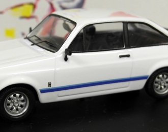 Ford Escort Mk II 1800 RS (diamond white)