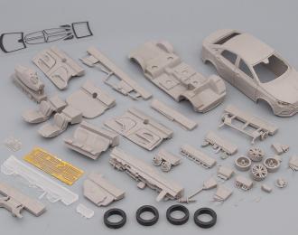 Сборная модель Lada Vesta Cross седан