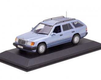 Mercedes-Benz 230TE S124 1991 blue