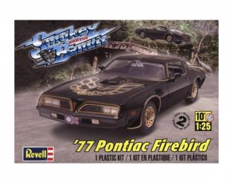 """Сборная модель PONTIAC Firebird """"Smokey + The Bandit"""" 1977"""