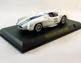 FERRARI 250 Testarossa Nart #22 (1958), Ferrari Collection 52, white