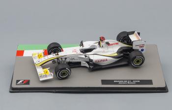 BRAWN GP 01 Дженсона Баттона (2009), Formula 1 Auto Collection 39