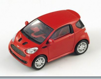 ASTON MARTIN Cygnet , red