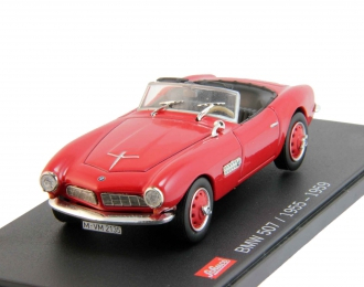 BMW 507 (1955-1959), red