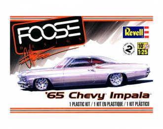 """Сборная модель CHEVROLET Impala """"Foose Design"""" 1965"""