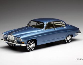 JAGUAR Mk 10 1961 Metallic Light Blue