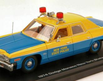 DODGE Monaco 1974 New York State Police