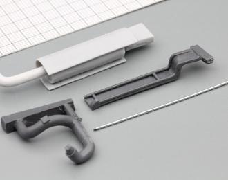 Вертикальная выхлопная система МАЗ 6501