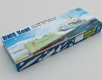 Сборная модель Корабль HMS Kent