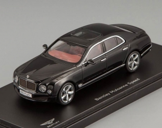 BENTLEY Mulsanne Speed, onyx