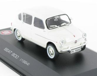 SEAT 800 1964, серия Seat Classique 6, white