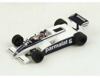 Brabham BT49/C #6 Monaco GP 1981 Hector Rebaque