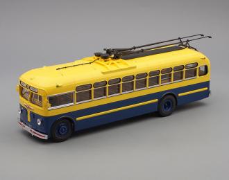 МТБ 82Д (1947-1951), желто-синий