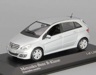 MERCEDES-BENZ B-Class (2007), silver