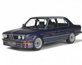 BMW E12 Alpina B7 S Turbo 1978, L.e. 2000 pcs. (blue)