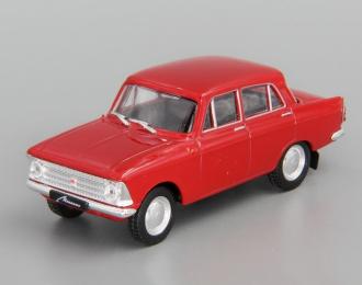 МОСКВИЧ 408, Автолегенды СССР 12, вишневый