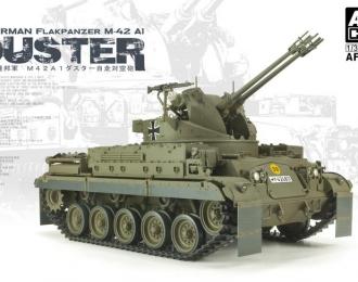 Сборная модель Немецкая ЗСУ M-42 A1 Duster