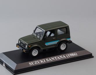 SUZUKI Santana (1986), green