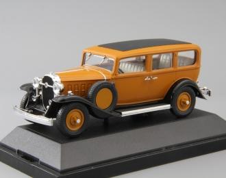 Ленинграл Л-1, оранжевый / черный