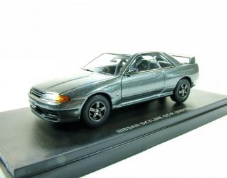 NISSAN Skyline GT-R (BNR32), серый