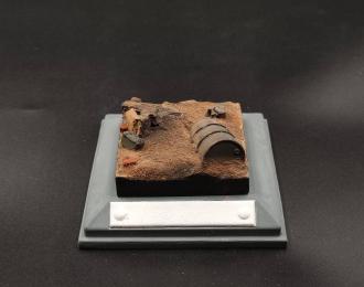 Фрагмент промзоны (неокрашенный)