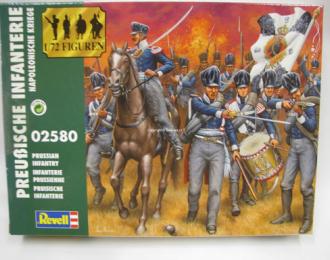 Сборная модель Прусская пехота (Наполеоновские войны)