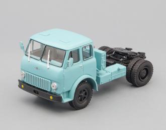 МАЗ 504Б седельный тягач, голубой