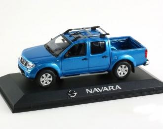 NISSAN Navara Pick-up, metallic blue