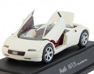 AUDI Avus Quattro, cream