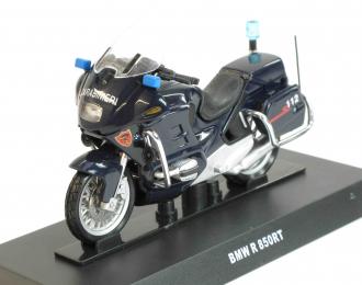 Moto BMW R 850RT Carabinieri, blue