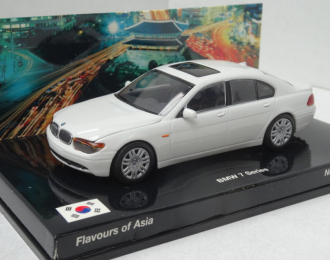 BMW 7 series E65 (2001) Flavours of Asia, white