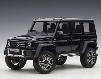 Mercedes-Benz G500 4X4² 2016 (gloss black)