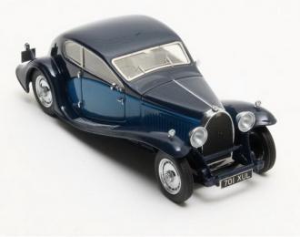 BUGATTI Type 46 Superprofile Coupe 1930 Dark Blue/Blue