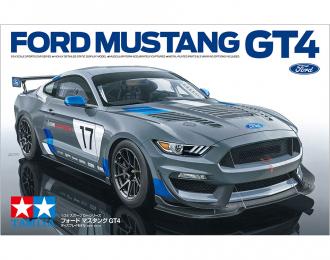 Сборная модель FORD MUSTANG GT4